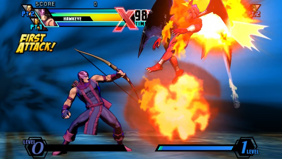 Ultimate Marvel vs. Capcom 3 Review - Screenshot 3 of 4