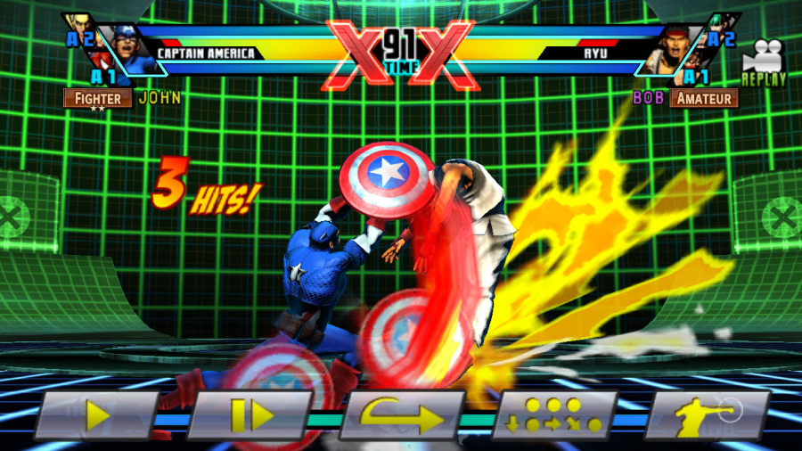 Ultimate Marvel vs. Capcom 3 Review - Screenshot 1 of 4
