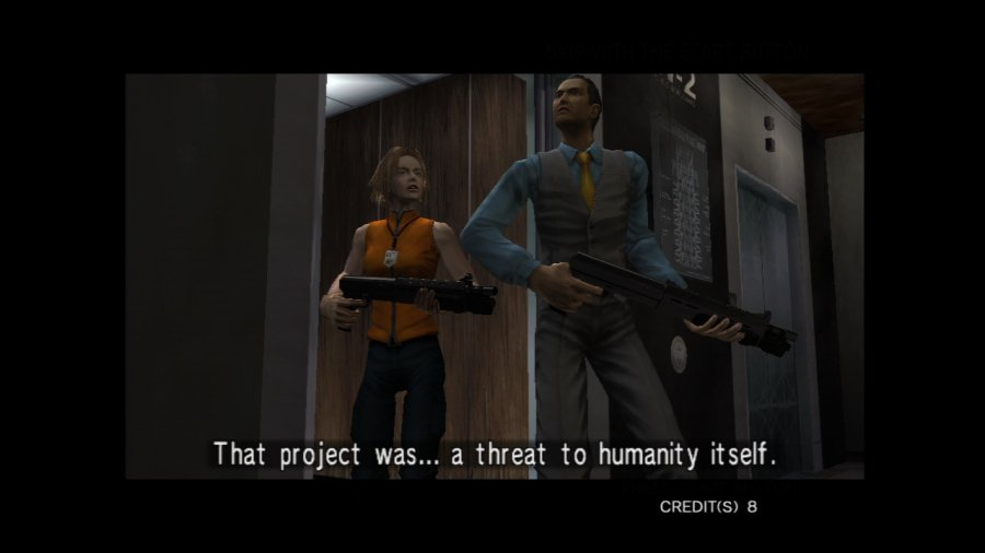 House of the Dead III Review - Screenshot 2 of 3