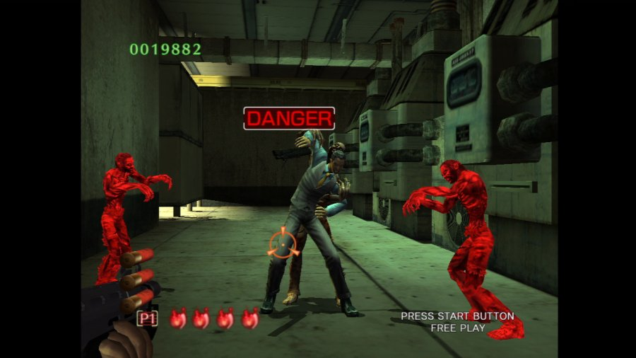 House of the Dead III Review - Screenshot 3 of 3