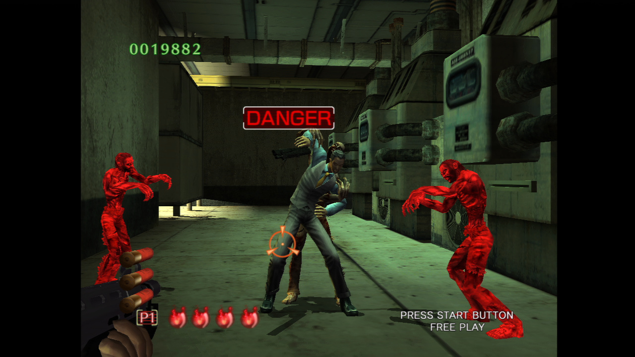 House Of The Dead Iii Review Ps3 Push Square