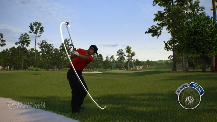 Tiger Woods PGA Tour 13 Review - Screenshot 1 of 5