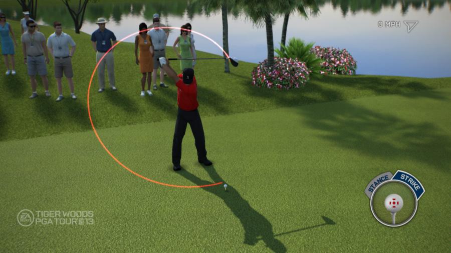Tiger Woods PGA Tour 13 Review - Screenshot 3 of 6