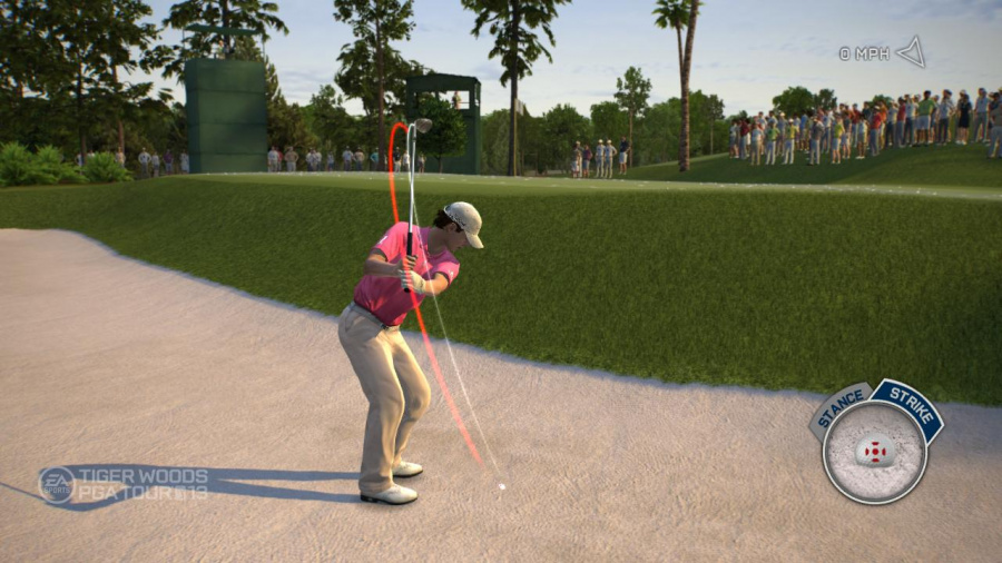 Tiger Woods PGA Tour 13 Review - Screenshot 4 of 6