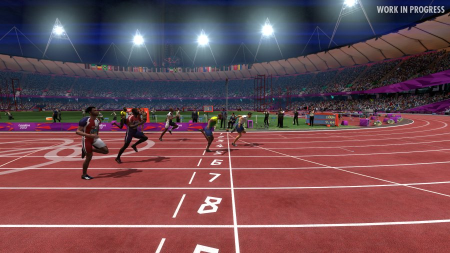 London 2012 - The Official Video Game of the Olympic Games Review - Screenshot 1 of 4