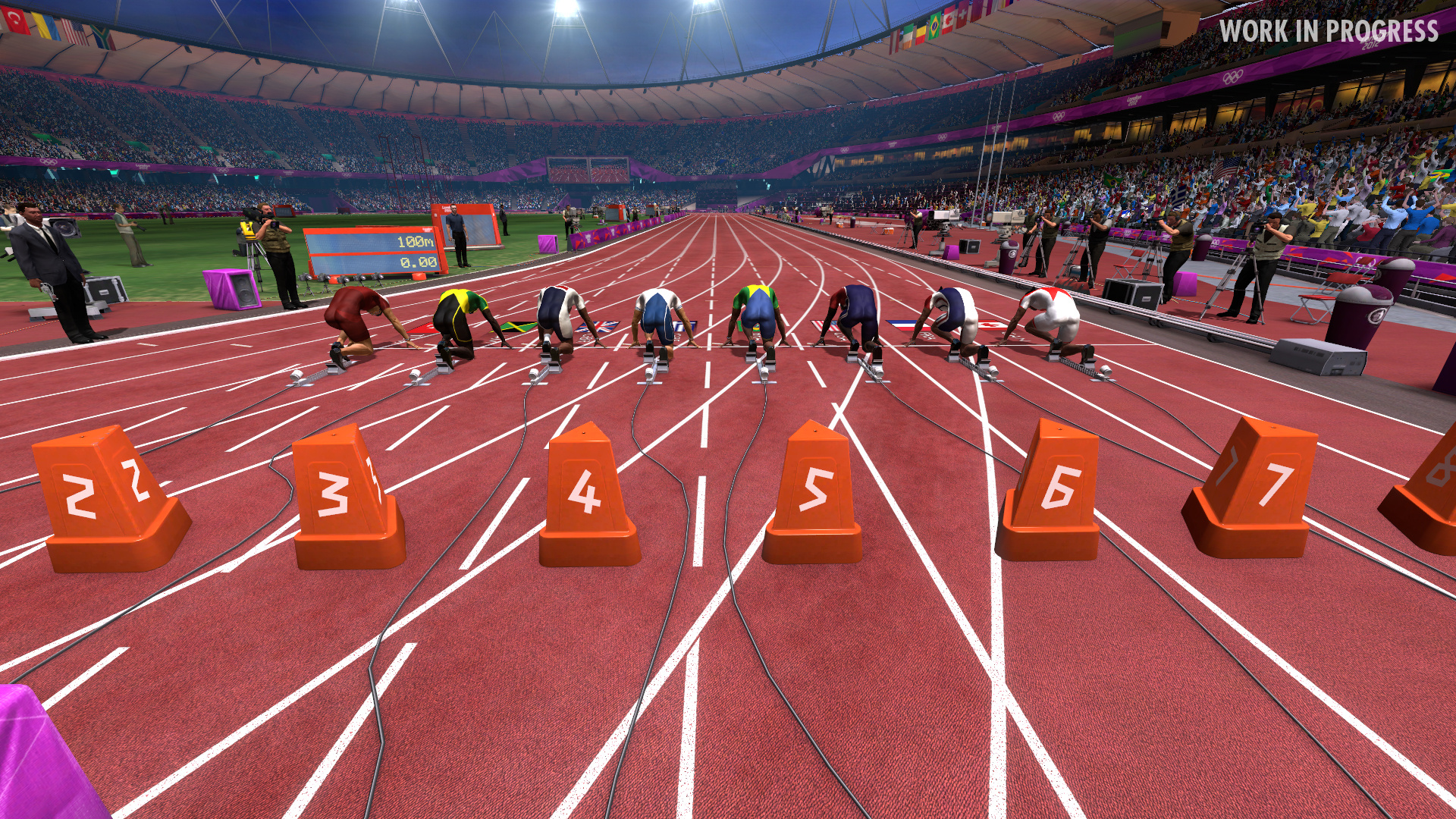London 2012 Official Game (APK) - Free Download
