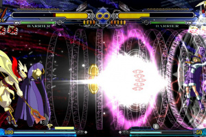 BlazBlue: Continuum Shift EXTEND Screenshot