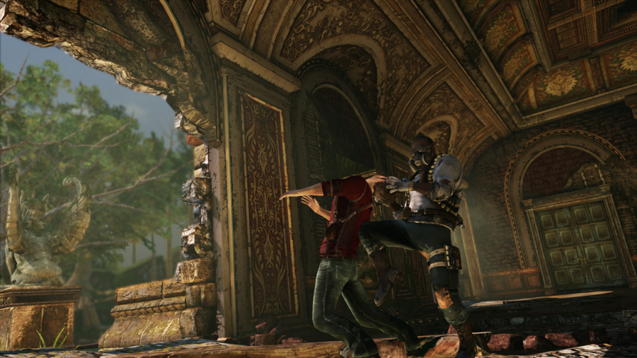 Uncharted 3: Drake's Deception Review - Screenshot 4 of 12