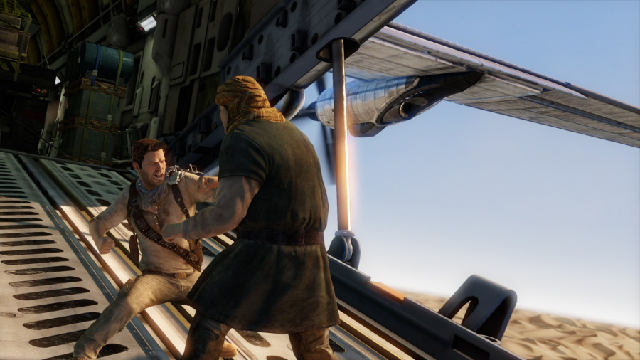 Uncharted 3: Drake's Deception Review - Screenshot 6 of 12