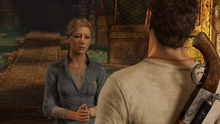 Uncharted 3: Drake's Deception Review - Screenshot 11 of 12