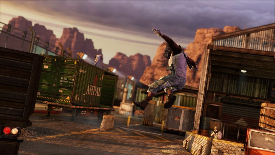 Uncharted 3: Drake's Deception Review - Screenshot 8 of 12