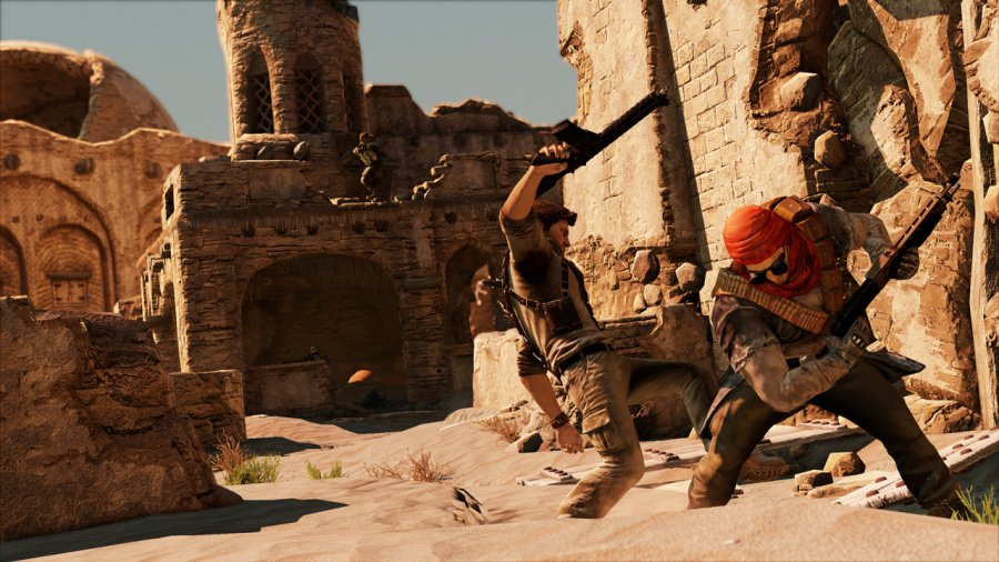 Uncharted 3: Drake's Deception Review - Screenshot 3 of 12