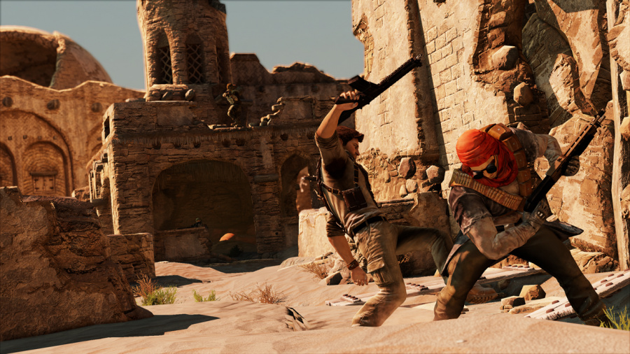 Uncharted 3: Drake's Deception Review - Screenshot 12 of 12