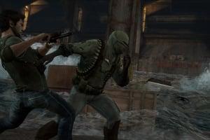 Uncharted 3: Drake's Deception Screenshot