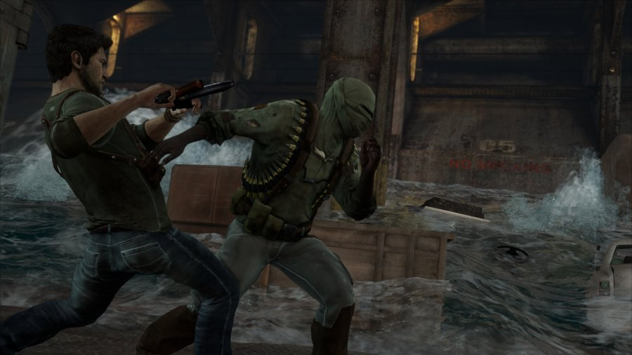 Uncharted 3: Drake's Deception Review - Screenshot 1 of 11
