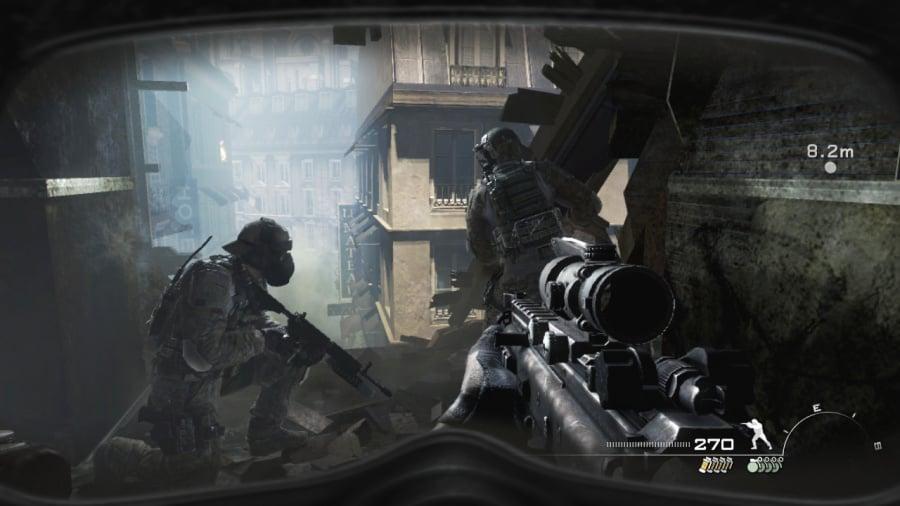 Call of Duty: Modern Warfare 3 Review - Screenshot 2 of 7