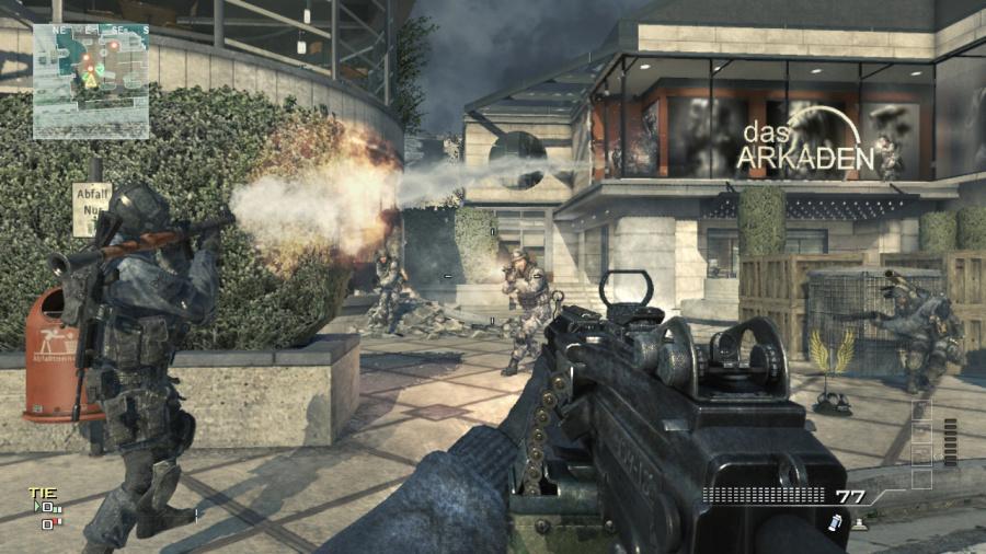 Call of Duty: Modern Warfare 3 Review - Screenshot 3 of 7