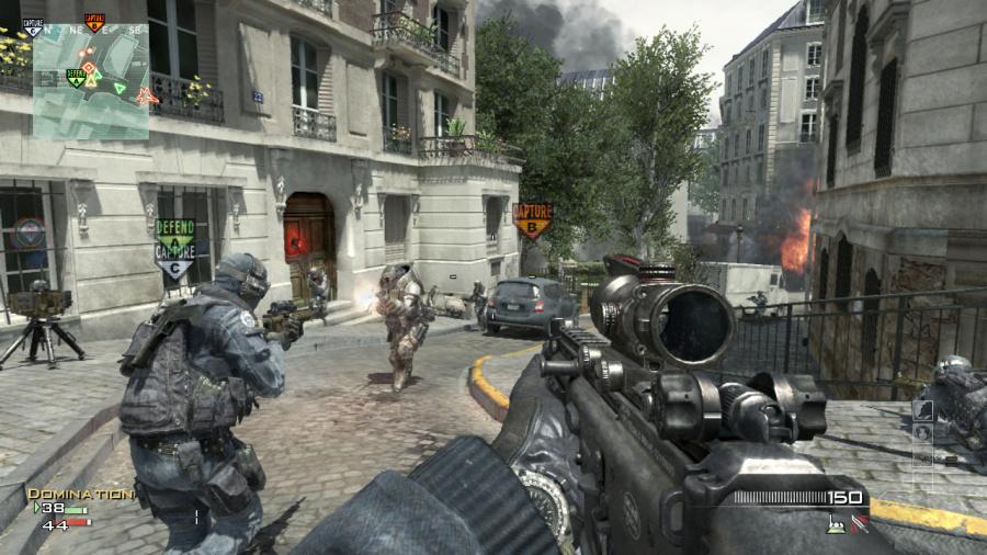 Call of Duty: Modern Warfare 3 Review - Screenshot 6 of 7