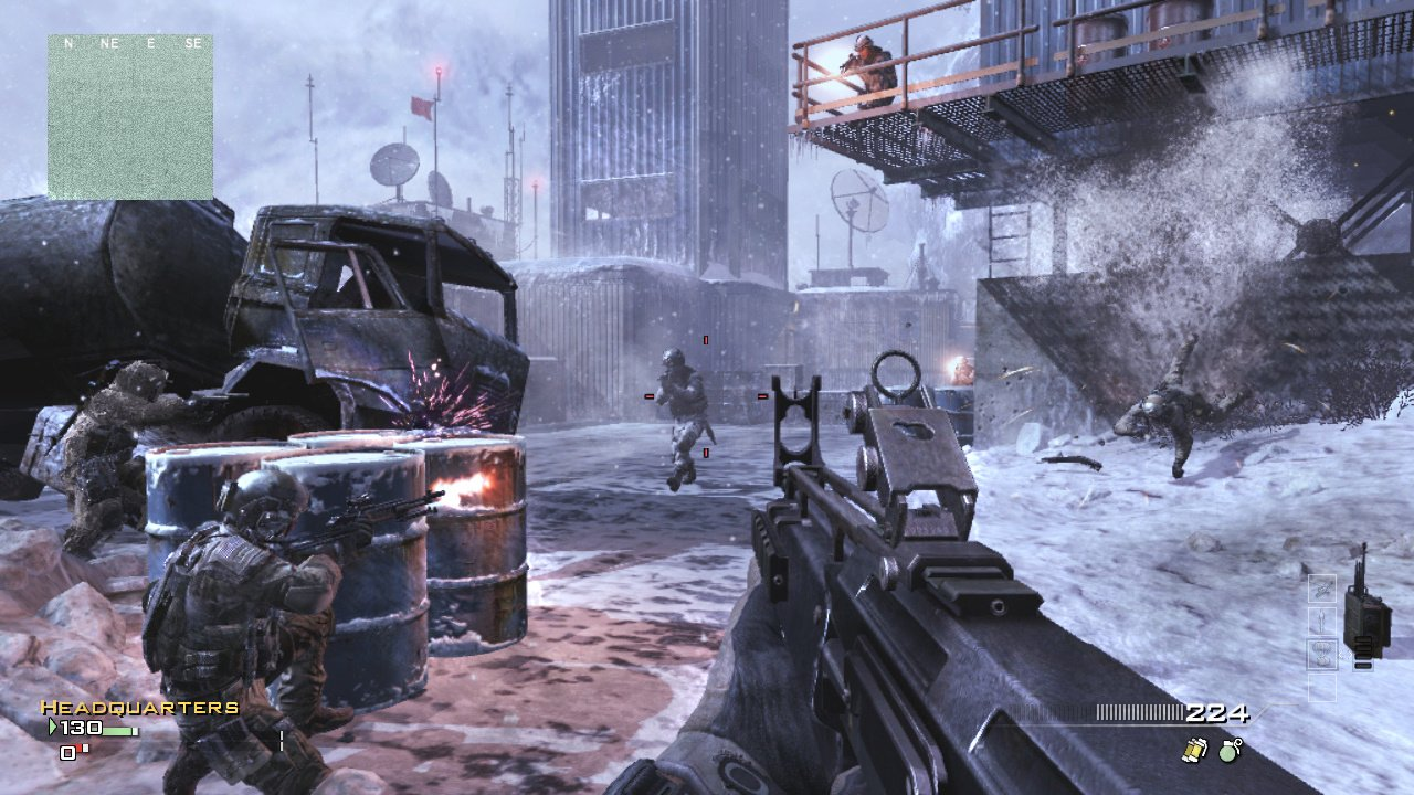 Call of Duty: Modern Warfare 3 Review (PS3)   Push Square