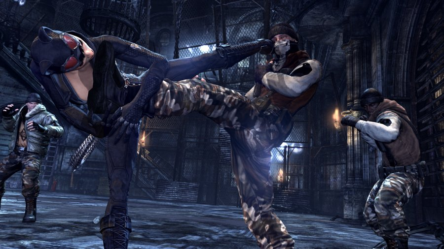 Batman: Arkham City Review - Screenshot 1 of 10
