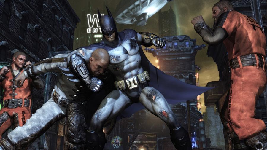 Batman: Arkham City Review - Screenshot 1 of 10