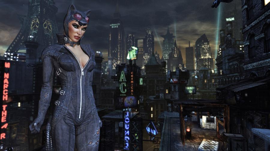 Batman: Arkham City Review - Screenshot 7 of 10