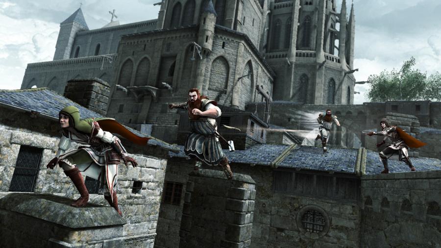 Assassin's Creed: Brotherhood Review - Screenshot 6 of 6
