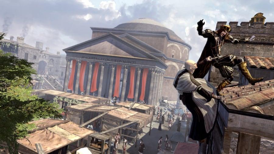 Assassin's Creed: Brotherhood Review - Screenshot 3 of 6