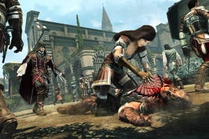 Assassin's Creed: Brotherhood Screenshot