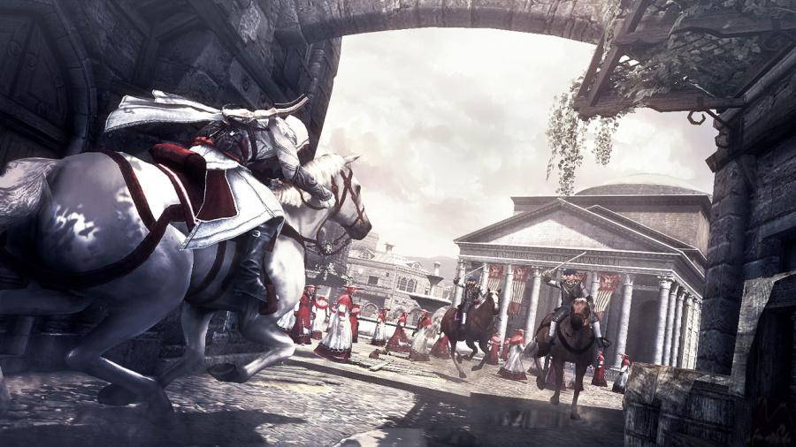 Assassin's Creed: Brotherhood Review - Screenshot 2 of 6