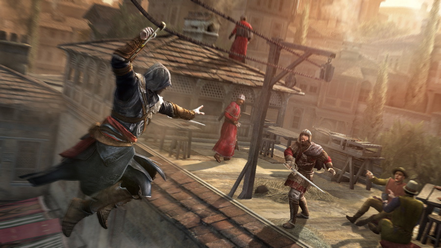 Assassin's Creed: Revelations Review - Screenshot 3 of 8