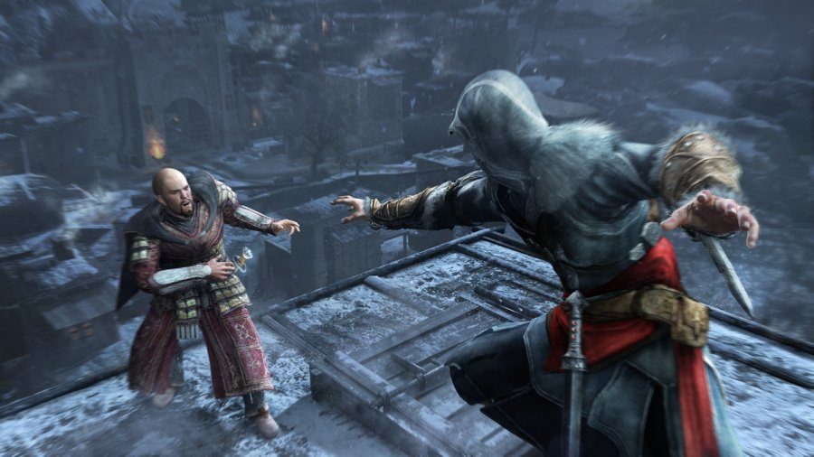 Assassin's Creed: Revelations Review - Screenshot 1 of 8