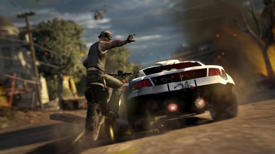 MotorStorm Apocalypse Review - Screenshot 2 of 6