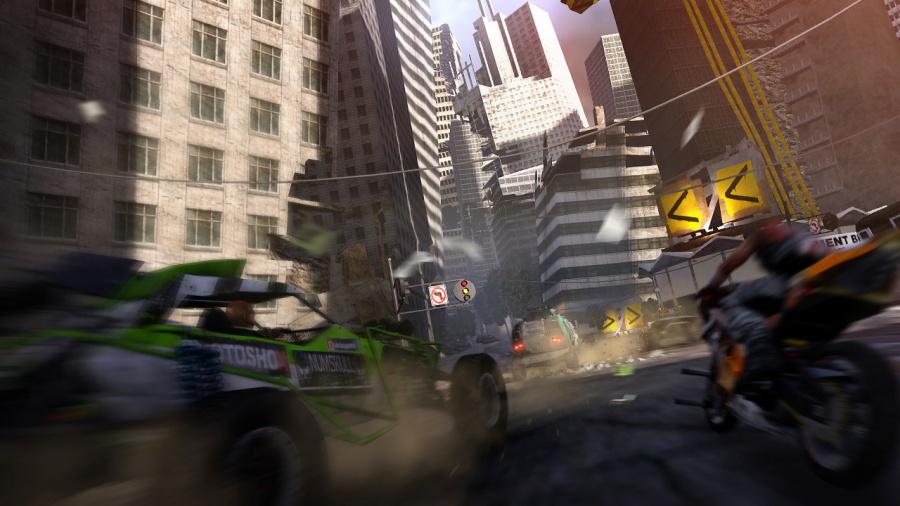 MotorStorm Apocalypse Review - Screenshot 3 of 6