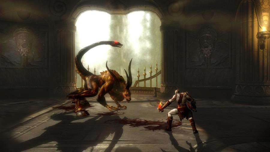 God of War III Review - Screenshot 2 of 5