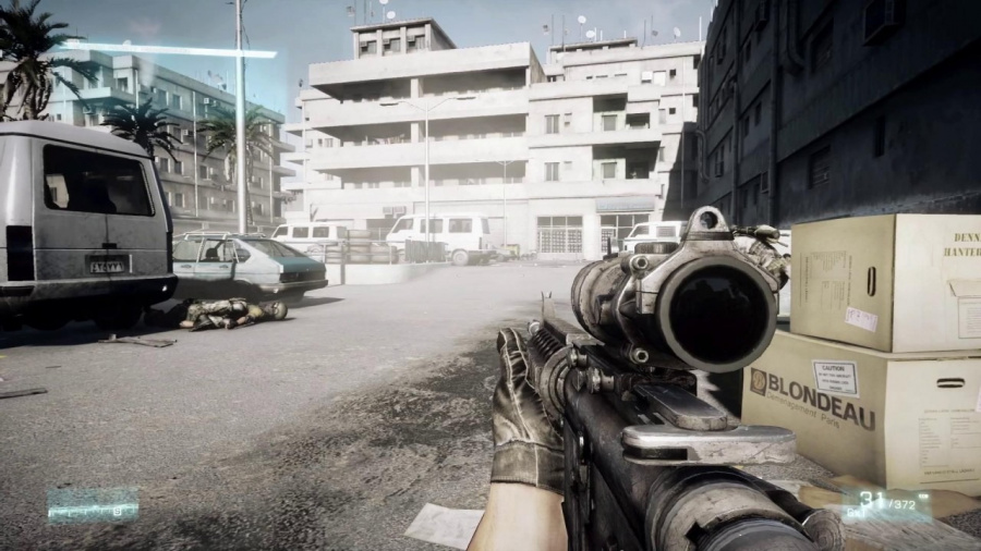 Battlefield 3 Review - Screenshot 2 of 6