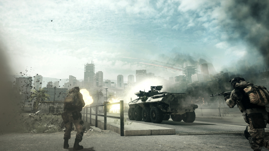 Battlefield 3 Review - Screenshot 1 of 6