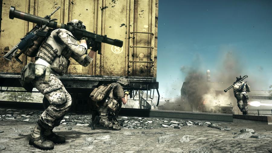Battlefield 3 Review - Screenshot 1 of 6