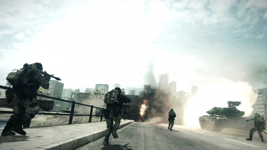 Battlefield 3 Review - Screenshot 4 of 6