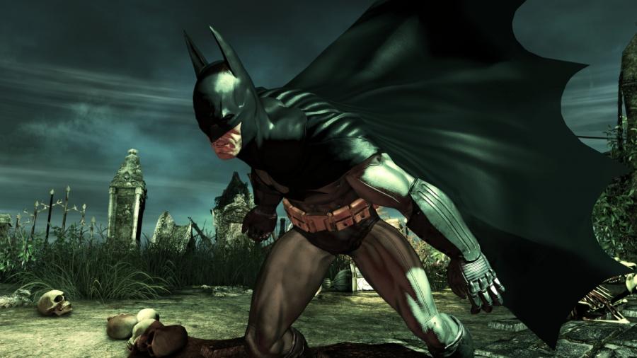 Batman: Arkham Asylum Review - Screenshot 1 of 3