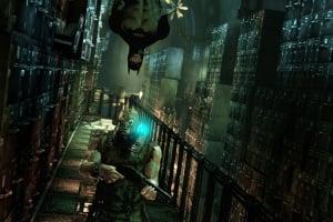 Batman: Arkham Asylum Screenshot
