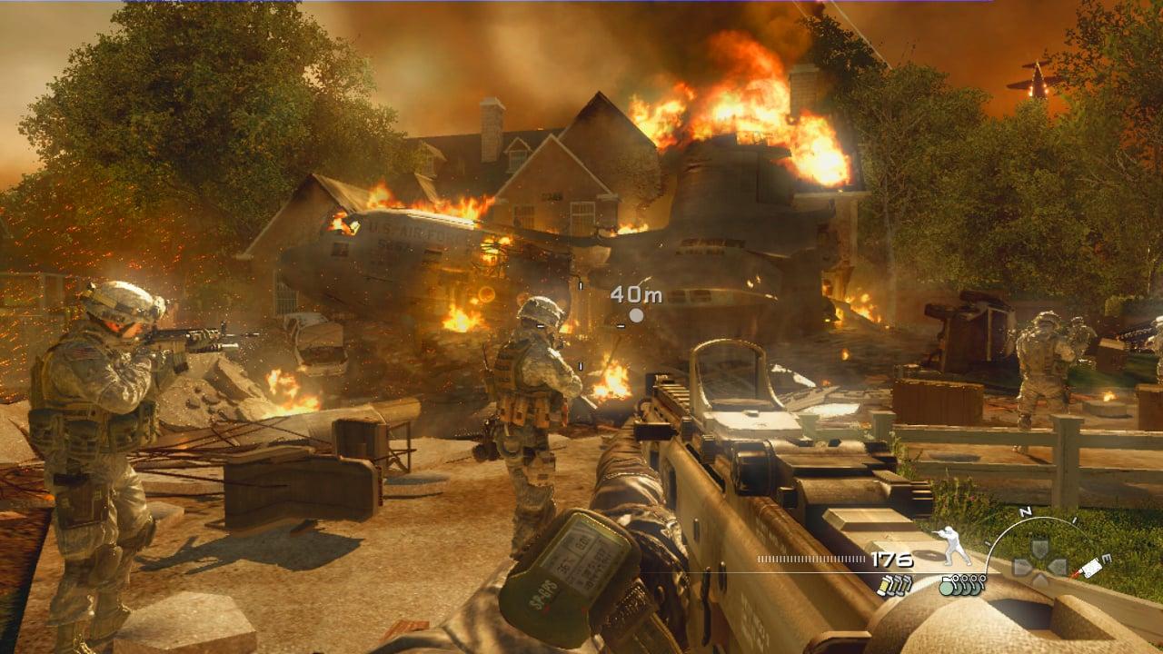 Call of Duty: Modern Warfare 2 (PS3 / PlayStation 3 ...