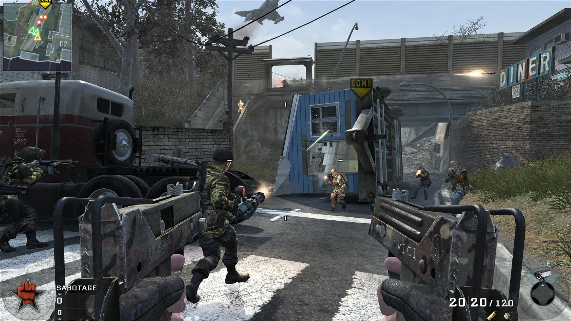 Call of Duty Black Ops PS3 PlayStation 3 Game Profile
