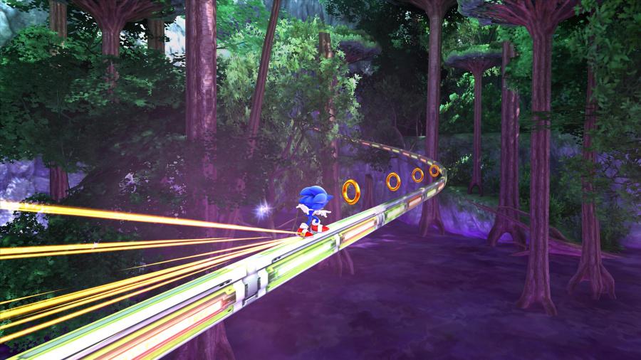 Sonic Generations Review - Screenshot 7 of 8