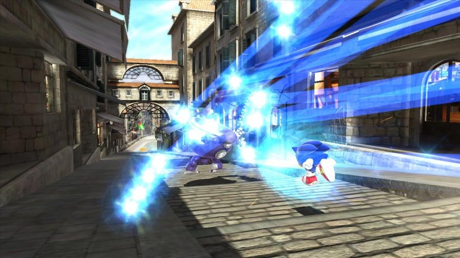Sonic Generations Review - Screenshot 5 of 8