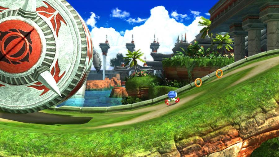 Sonic Generations Review - Screenshot 1 of 8