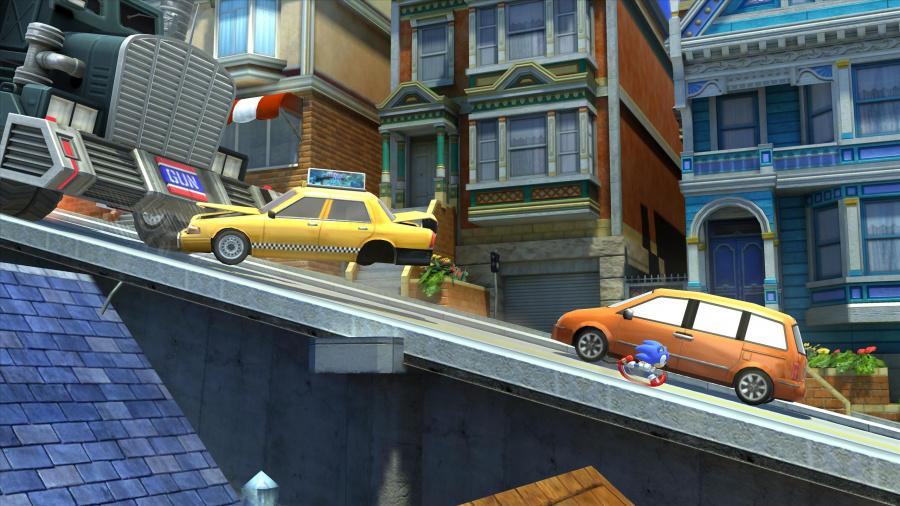Sonic Generations Review - Screenshot 2 of 8