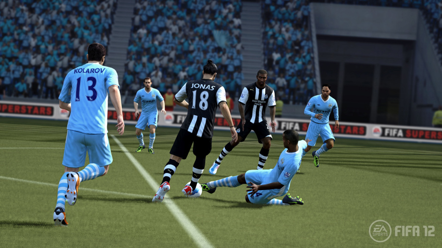FIFA 12 Review - Screenshot 4 of 7
