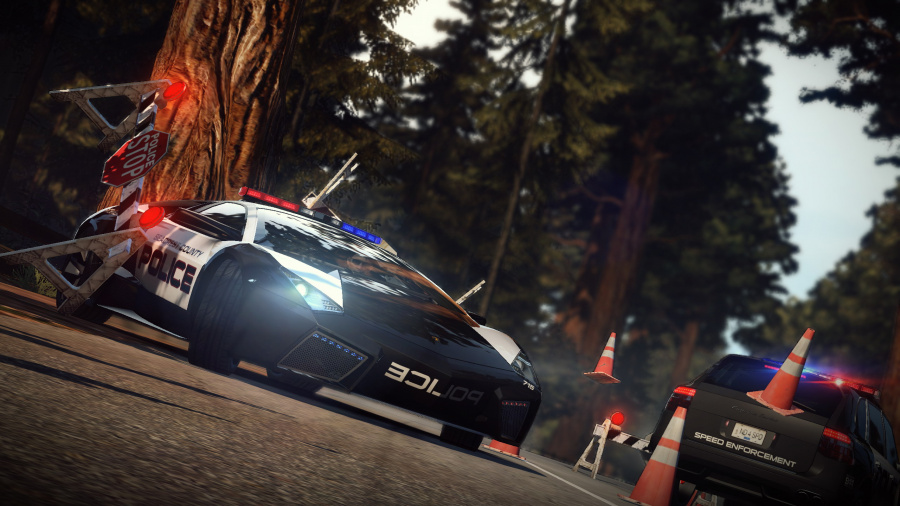 Need For Speed: Hot Pursuit Review - Screenshot 4 of 5