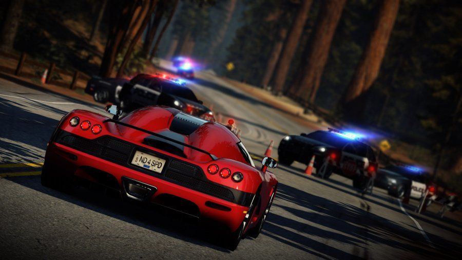 Need For Speed: Hot Pursuit Review - Screenshot 1 of 5